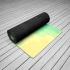 Каучуковый коврик для йоги America с покрытием из микрофибры