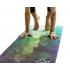 Каучуковый коврик для йоги Pinecone с покрытием из микрофибры