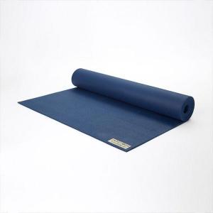 Коврик для йоги из каучука Fusion 8 мм 60см 188см синий