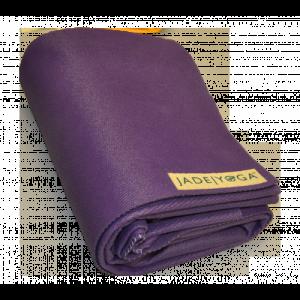 Коврик для йоги из каучука Jade Voyager 1.6мм 60м 173см фиолетовый