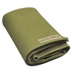 Коврик для йоги из каучука Jade Voyager 1.6мм 60см 173см зеленый
