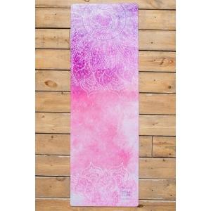 Коврик для йоги Inspiration YC из микрофибры и каучука
