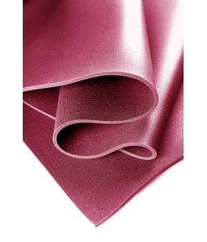 Коврик для йоги Comfort PRO (KURMA) 200х60х6,5мм красный