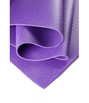 Коврик для йоги Yoga Star 6мм фиолетовый
