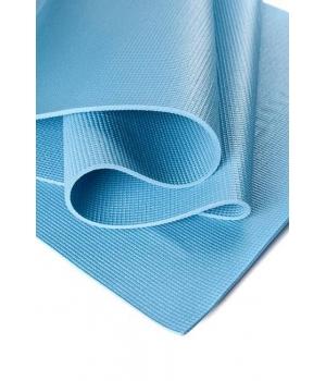 Коврик для йоги Yoga Star 6мм голубой