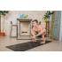 Каучуковый коврик для йоги с покрытием Non-Slip EGOyoga 185*68*0,4 см - Mandala Grey