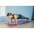 Каучуковый коврик для йоги с покрытием Non-Slip EGOyoga 185*68*0,4 см - Mandala Purple