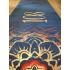 Каучуковый коврик для йоги с покрытием из микрофибры EGOyoga 183*66*0,3 см - Yoga Mat 108