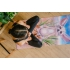 Каучуковый коврик для йоги с покрытием из микрофибры EGOyoga 183*66*0,3 см - Desert