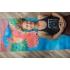 Детский коврик с покрытием из микрофибры EGOyoga 150*61*0,3 см - Dino