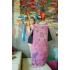 Каучуковый коврик для йоги с покрытием из микрофибры EGOyoga 183*66*0,3 см - Sky