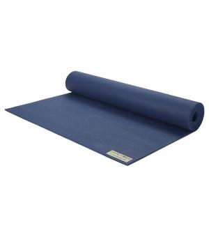 Коврик для йоги из каучука Fusion 173*60*0,8 см - Темно-синий