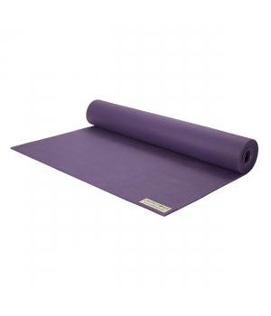 Коврик для йоги из каучука Fusion 173*60*0,8 см - Фиолетовый