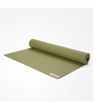 Коврик для йоги из каучука Jade Harmony 188*61*0,5 см - Оливковый