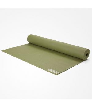 Коврик для йоги из каучука Jade Travel 173*60*0,3 см - Оливковый