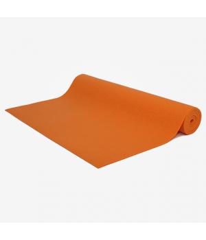 Коврик для йоги Bodhi Kailash 175см 60см 3мм оранжевый