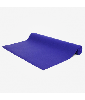 Коврик для йоги Bodhi Kailash 220см 60см 3мм фиолетовый