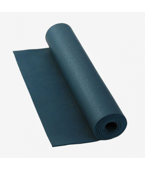 Коврик для йоги Bodhi Rishikesh 200см 60см 4,5мм синий