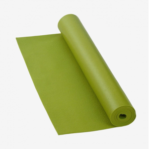 Коврик для йоги Bodhi Rishikesh 200см 60см 4,5мм зеленый