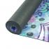 Каучуковый коврик с микрофиброй Devi Yoga 183*61*0,35 см - Акварель