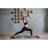 Каучуковый коврик с микрофиброй Devi Yoga 183*61*0,35 см - Джунгли