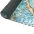 Каучуковый коврик с микрофиброй Devi Yoga 183*61*0,35 см - Яна (Veda Ram)