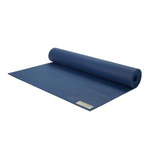 Коврик для йоги из каучука Jade Harmony Extra Wide 203*71*0,5 см - Темно-синий