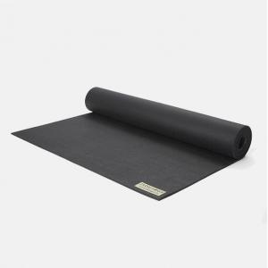 Коврик для йоги из каучука Jade Harmony 188*61*0,5 см - Черный