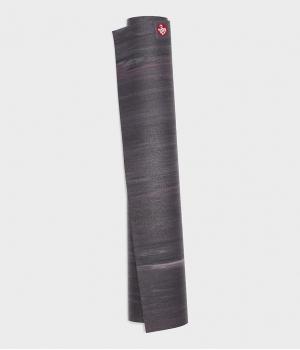 Каучуковый коврик для йоги Manduka eKO Superlite 180*61*0,15 см - Black Amethyst Marbled (Limited Edition)