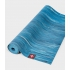 Каучуковый коврик для йоги Manduka EKO Superlite Travel Mat 180*61*0,15 см - Dresden Blue Marbled (Limited Edition)