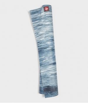 Каучуковый коврик для йоги Manduka eKO Superlite 200*61*0,15 см - Ebb Marbled