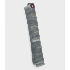 Каучуковый коврик для йоги Manduka eKO Superlite 180*61*0,15 см - Thunder Marbled (Limited Edition)