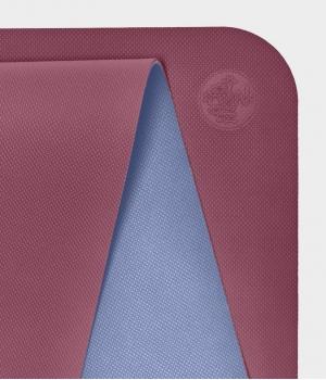 Коврик для йоги для начинающих из ТПЕ Manduka Begin Yoga Mat 172*61*0,5 см - Rose