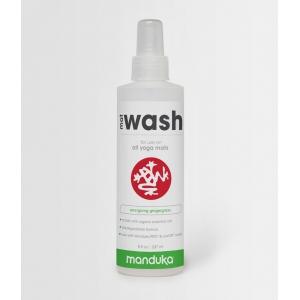 Средство для чистки любых ковриков Manduka Mat Wash (237 мл) - Gingergrass