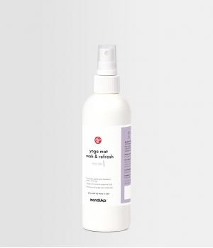 Средство для чистки любых ковриков Manduka Yoga Mat Wash and Refresh (227 мл) - Lavender
