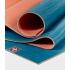 Профессиональный каучуковый коврик для йоги Manduka eKO lite 180*61*0,4 см - Bondi Blue (Limited Edition)