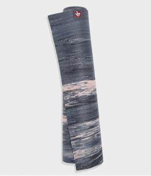Каучуковый коврик для йоги Manduka eKO lite 180*61*0,4 см - Coral Marbled