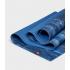 Профессиональный каучуковый коврик для йоги Manduka eKO lite 180*61*0,4 см - Dark Sapphire Marbled (Limited Edition)