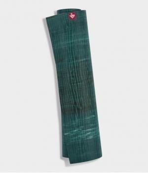 Каучуковый коврик для йоги Manduka eKO lite 180*61*0,4 см - Deep Forest Marbled