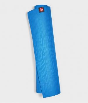 Каучуковый коврик для йоги Manduka eKO lite 180*61*0,4 см - Dresden Blue (Limited Edition)