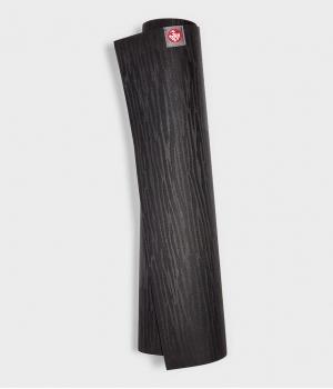 Каучуковый коврик для йоги Manduka eKO lite 180*61*0,4 см - Black (Limited Edition)