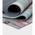Профессиональный каучуковый коврик для йоги Manduka eKO lite 180*61*0,4 см - Patina Marbled (Limited Edition)