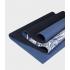 Профессиональный каучуковый коврик для йоги с микрофиброй Manduka Equa 172*61*0,4 см - Yindala Odyssey