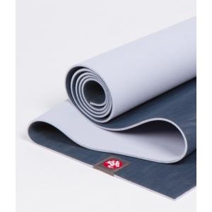 Каучуковый коврик для йоги Manduka eKO lite 180*61*0,4 см - Midnight
