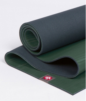 Каучуковый коврик для йоги Manduka eKO lite 180*61*0,4 см - Sage