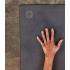 Каучуковый коврик для йоги Manduka GRP 215*66*0,6 см - Steel Gray (Long)