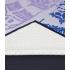 Полотенце для йоги Manduka Yogitoes Yoga Towel - Chakra Print (Blue)
