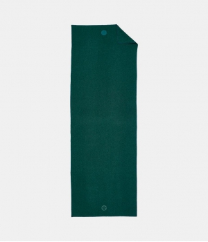 Полотенце для йоги Manduka Yogitoes Yoga Towel - Deep Sea