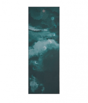 Полотенце для йоги Manduka Yogitoes Yoga Towel - Lunar (Limited Edition)