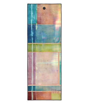 Полотенце для йоги Manduka Yogitoes Yoga Towel - Stained Glass (Limited Edition)